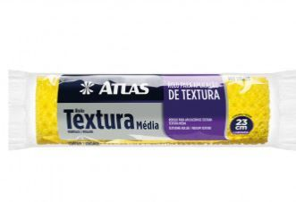 ROLO TEXTURA MEDIA 110/65 - ATLAS