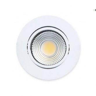 SPOT LED DIRECIONAVEL 5W BRANCO - STARTEC