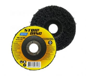 STRIP DISC BT 115X22MM - NORTON