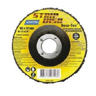 STRIP DISC BT 115X22MM SUPERCLEAN - CORSIM