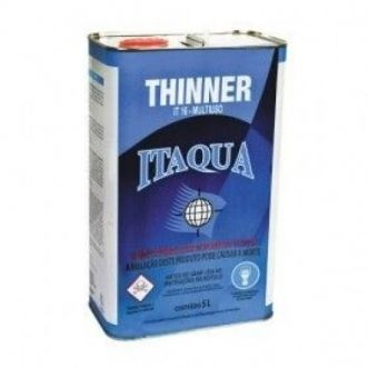 THINNER SEGUNDA TH16 - ITAQUA