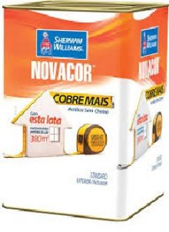 TINTA ACRILICA 18L NOVACOR COBRE MAIS - SHERWIM WILLIAMS