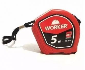 TRENA BOLSO 5MX19MM ABS - WORKER