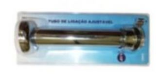 TUBO LIGACAO AJUSTAVEL - HF