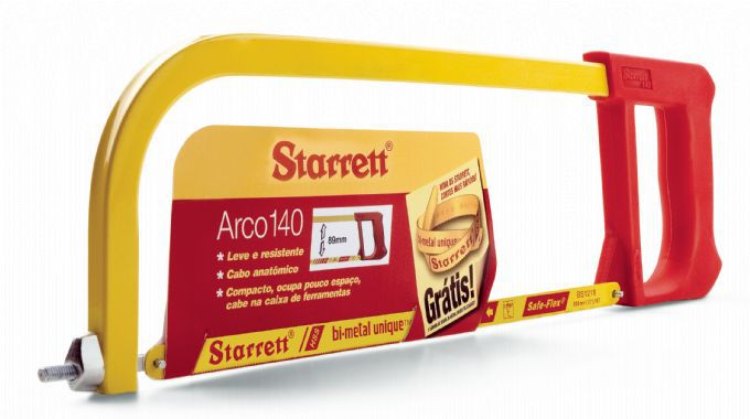 ARCO DE SERRA 140 - STARRETT