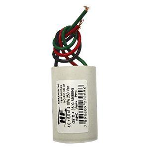 CAPACITOR 10MF 127/220V (4+6) - HF