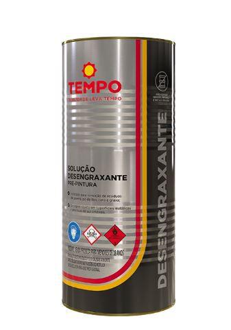 DESENGRAXANTE 8007 - TEMPO