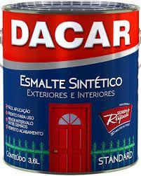 ESMALTE SINTETICO  900ML - DACAR