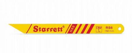 FACA PARA CORTE COURO RS6 - STARRETT