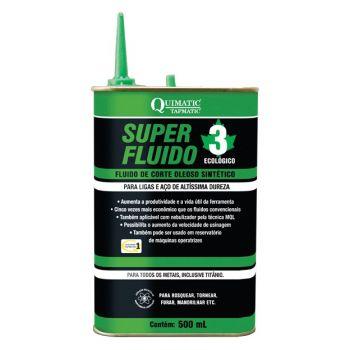 FLUIDO CORTE 500ML - TAPMATIC
