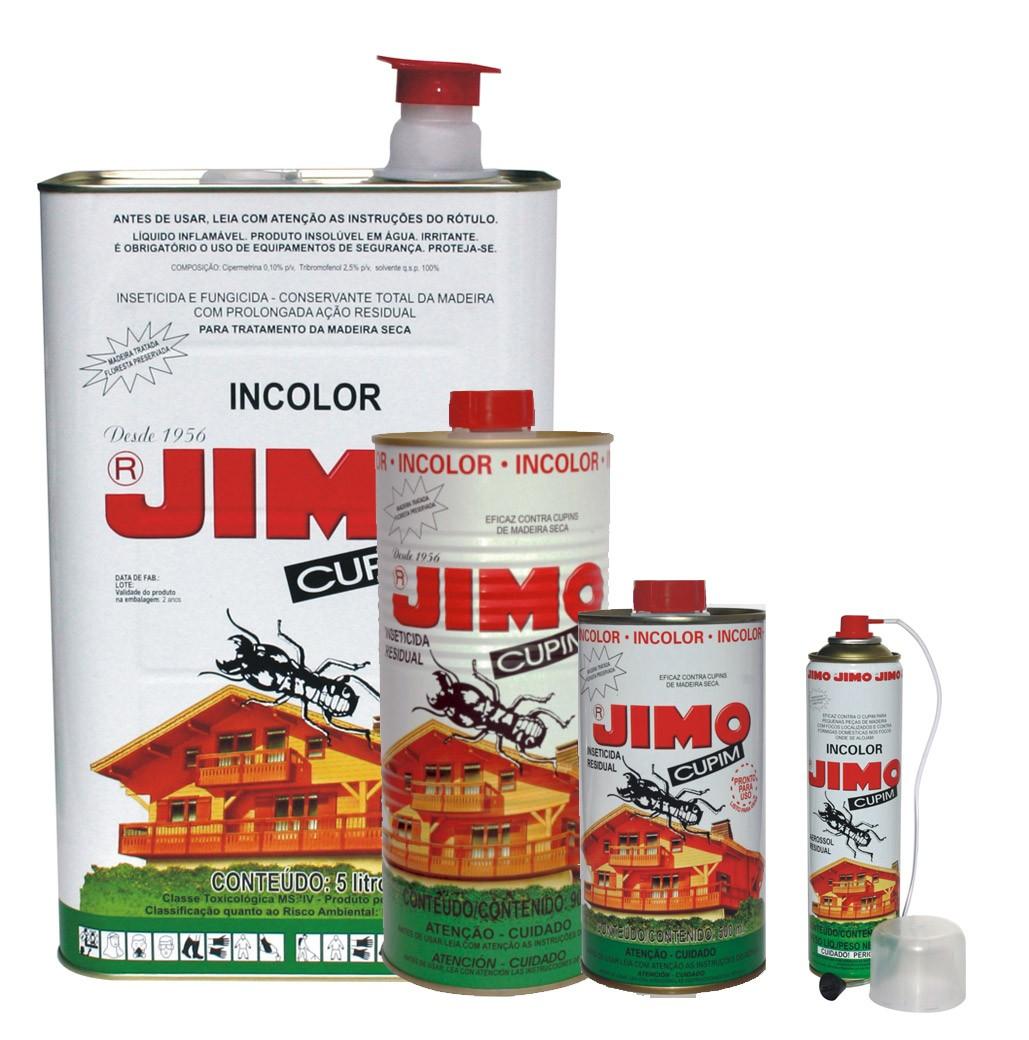 JIMO CUPIM INCOLOR - JIMO