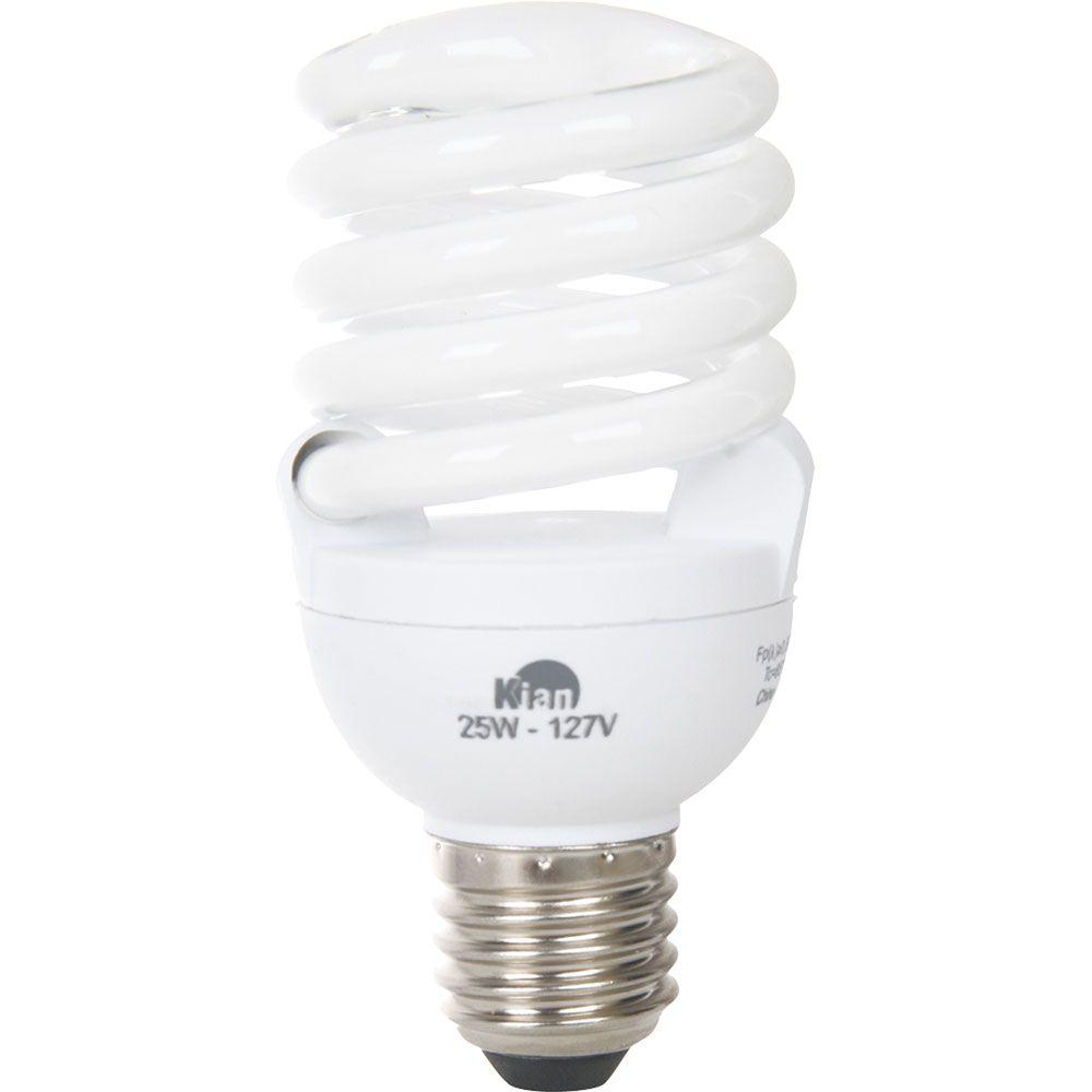 LAMPADA ELETRONICA ESPIRAL - KIAN