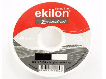 LINHA NYLON P/PESCA 100M - EKILON  - RANOVA - A maior variedade de itens MRO