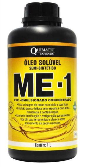 OLEO SOLUVEL SEMISSINTETICO ECOLOGICO ME-1 - TAPMATIC