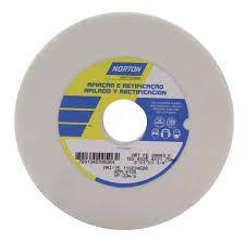 REBOLO RETO P/FERRAMENTARIA 355,6X25,4X127MM - NORTON  - RANOVA - A maior variedade de itens MRO