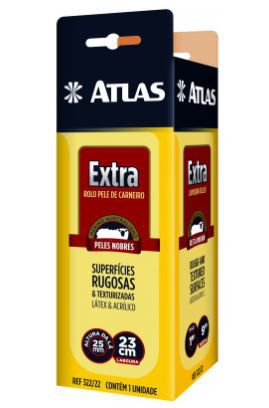 ROLO PELE CARNEIRO 322 - ATLAS
