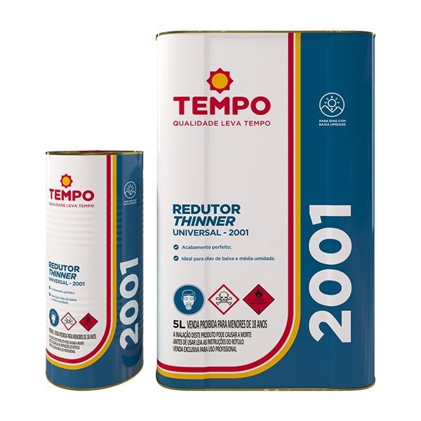 THINNER UNIVERSAL 2001/2008 - TEMPO