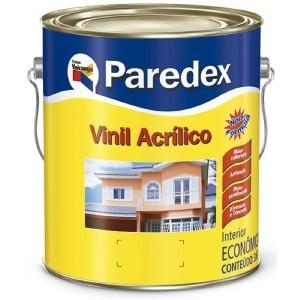 TINTA ACRILICA 3,6L - PAREDEX