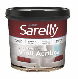 TINTA ACRILICA - SARELLY