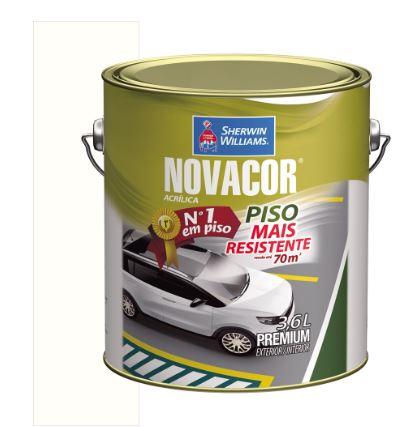 TINTA PISO PREMIUM  900ML NOVACOR - SHERWIN WILLIAMS  - RANOVA - A maior variedade de itens MRO