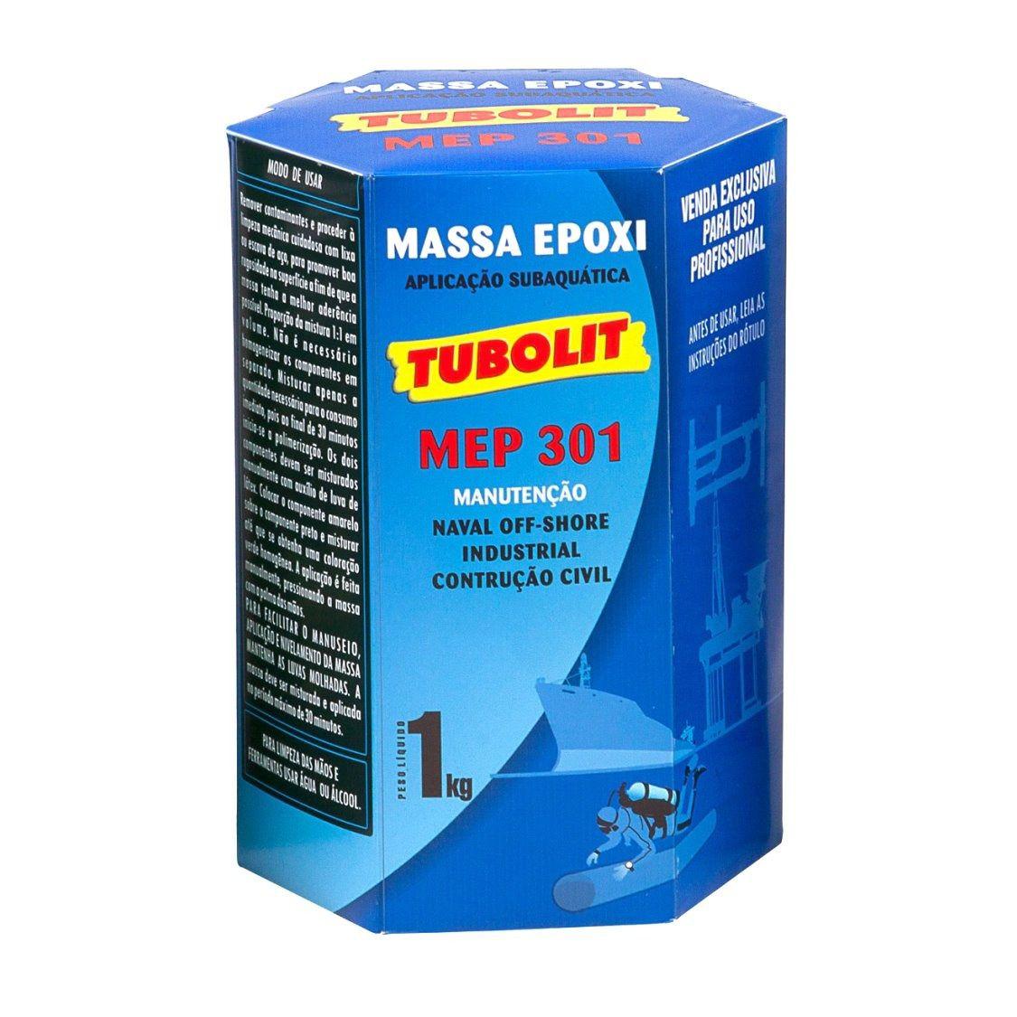 TUBOLIT MASSA EPOXI - TUBOLIT