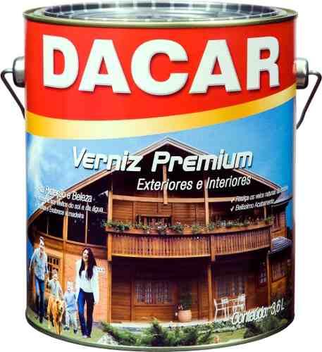 VERNIZ MARITIMO TINGIDOR - DACAR  - RANOVA - A maior variedade de itens MRO