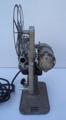 Antigo Projetor Revere Eight 85 Caixa Original