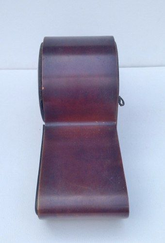 fb5145d25fc Antigo Relógio Carrilhão De Mesa Marca Emda - Império dos Antigos