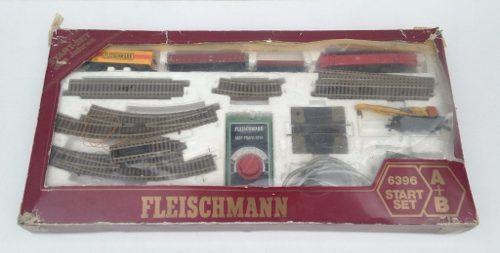 Antigo Ferrorama Fleischmann 6396