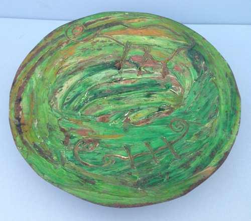 Fruteira Do Artista Plástico Wagner Freitas Spiral Ecologica