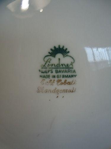 Antiga Bacia De Gomil Ou Fruteira Alemã Bavaria Belissima