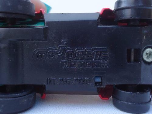 Antigo Lote Carrinhos Fricção Majorette Motor