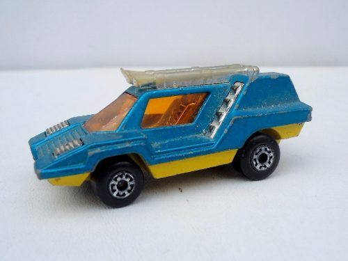 Matchbox Superfast Cosmobile Nº 68