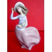 Belissima Escultura Porcelana Lladró 1988