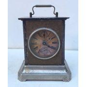 b866310d1b8 Antigo Relógio Despertador Junghans De Mesa A Corda - Império dos ...