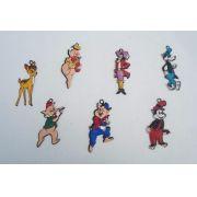 Brinquedo Antigo Promocional Royal Personagens Disney