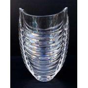 Espetacular Vaso Em Cristal Belo Design
