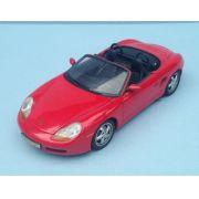 Miniatura Porsche Boxster Vermelho