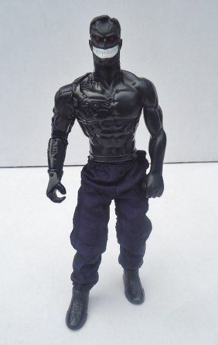 Boneco Max Steel Psycho Negro Edição Especial Raro