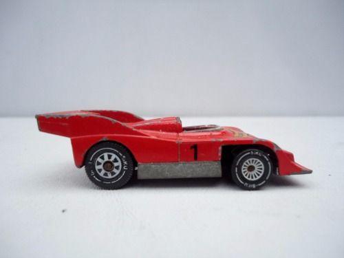 Antigo Siku Manaus Porsche 917/10 1329