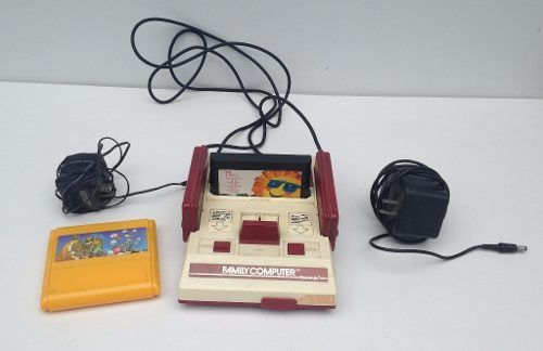Antigo Video Game Family Computer Nintendo