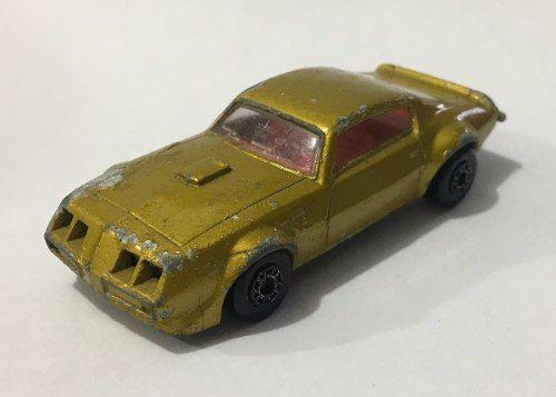 Matchbox Lesney Superfast Pontiac