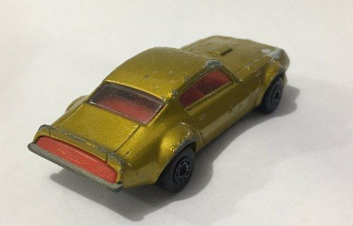 Matchbox Lesney Superfast Pontiac