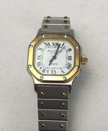 Antigo Relógio Jean Vernier Geneve