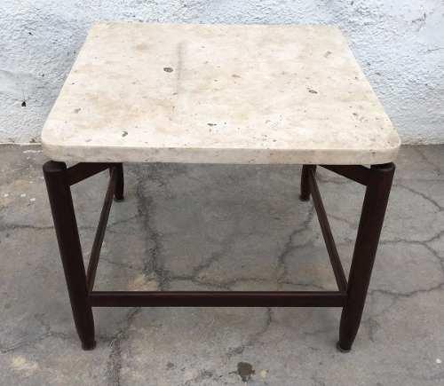 Antiga Mesa Lateral Jacaranda Design Anos 60