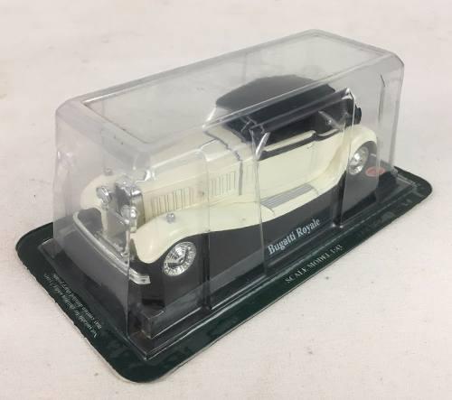 Miniatura Bugatti Royale 1/43 Lacrada