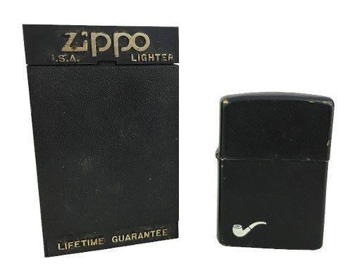 Isqueiro Antigo Zippo Com Caixa Original