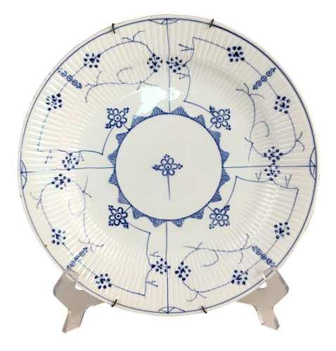 Prato Antigo Porcelana Francesa Sarreguemines Espetacular