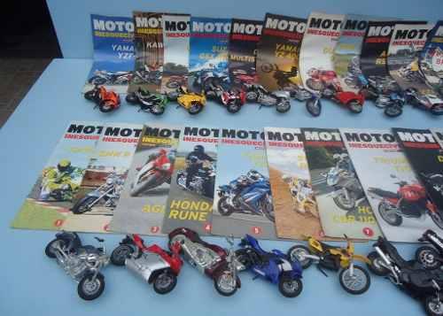 Coleção Motos Inesqueciveis Motor Extra