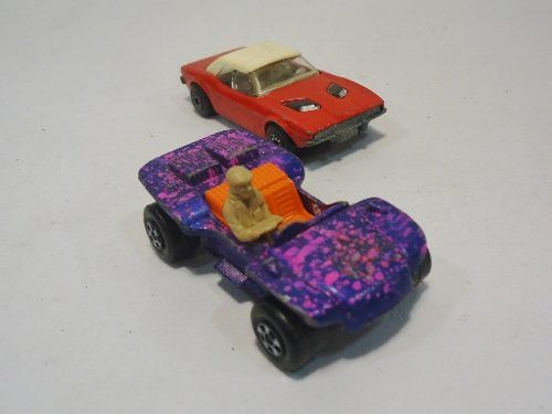 Matchbox Superfast Nº 1 12 52 55 E Rolamatics 47 C33